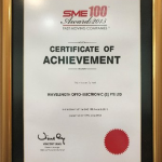 SME100 Fast Moving Companies in Singapore 2015