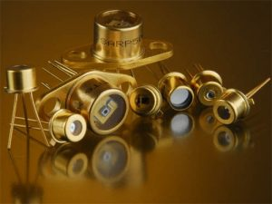 Silicon Avalanche Photodiodes APD