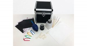 Laser Accessory Optics Cleaning Kit