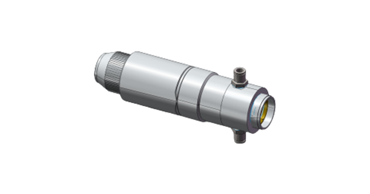 Laser Optics Fiber Laser Collimator