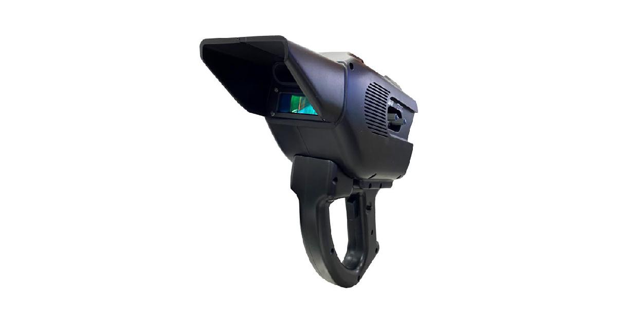 Laser Optics Laser Cleaning Head