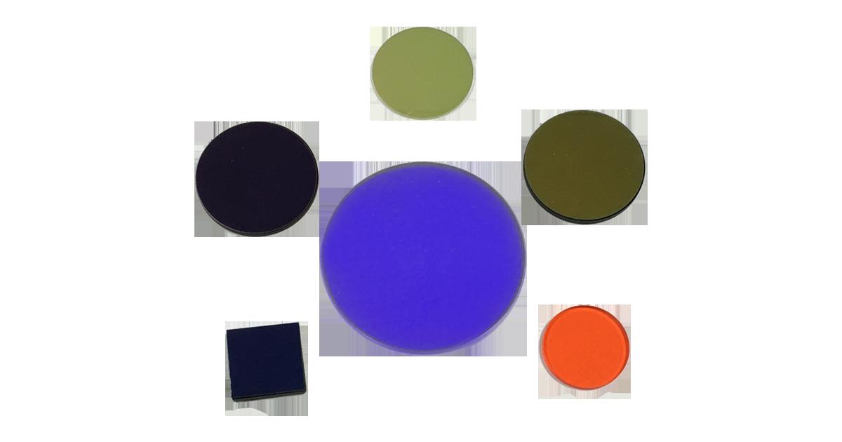 Optical Filter - Bandpass Filter