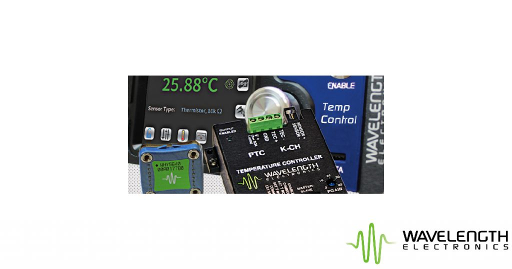 Wavelength Electronics Temperature Controller