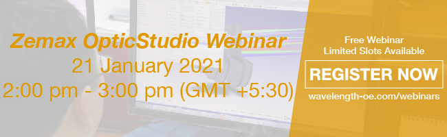 Zemax OpticStudio Webinar-03